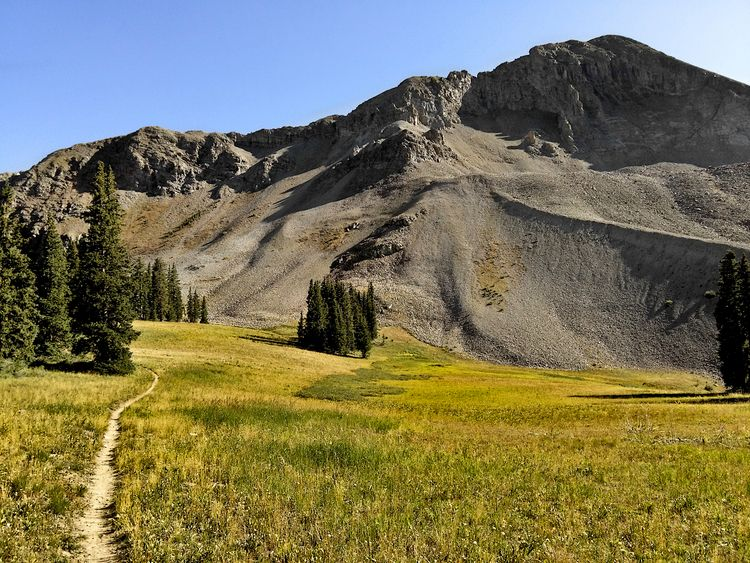 western slope 12,579 foot Hermo - doughayes | ello