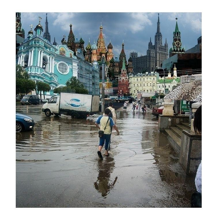 collage /// 2o16 - photography, russia - walerija | ello