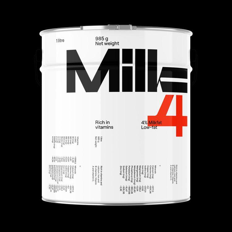 Thomas Kurppa — Milk 4 - kurppa | ello