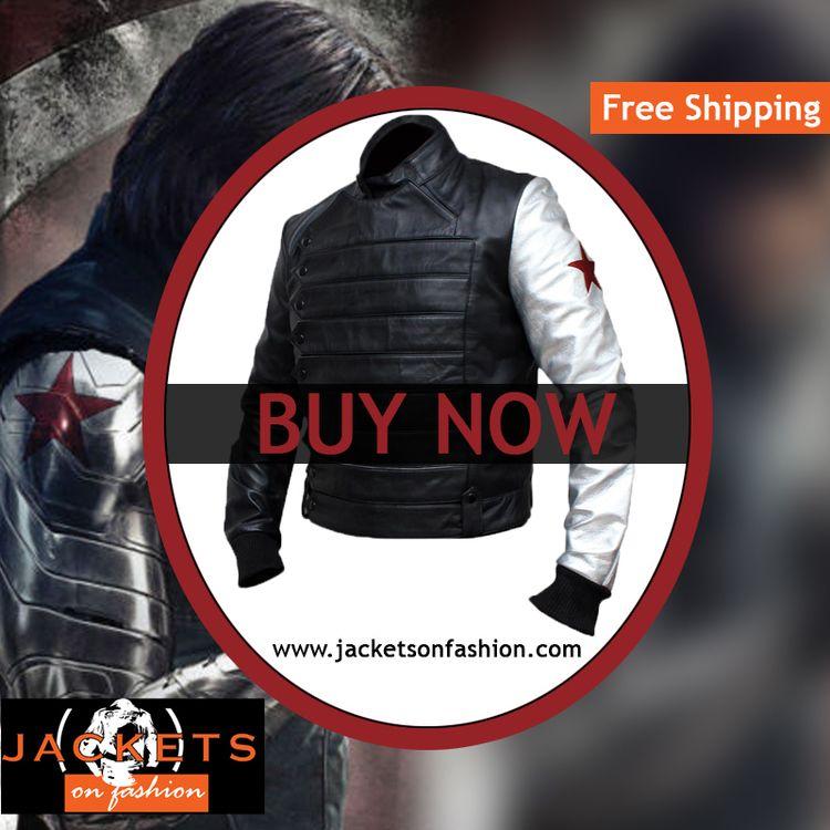 Bucky Silver Armor Leather Jack - jackpwhitehead | ello