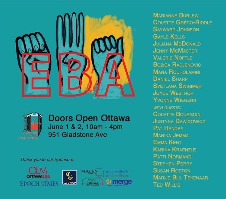 doors open Ottawa event, drawin - marijebijl | ello