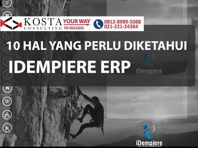 Apa itu iDempiere adalah softwa - kosta_erp | ello