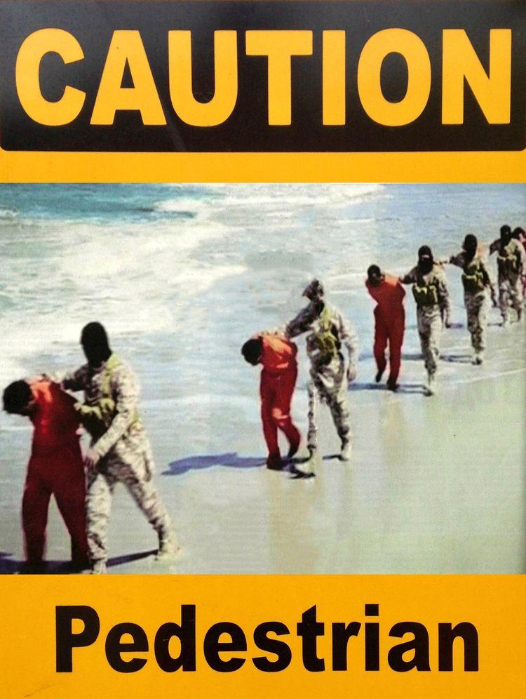 Caution Pedestrian - 7orlov | ello