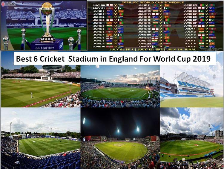 6 Cricket Stadium England World - nikhilsri99 | ello