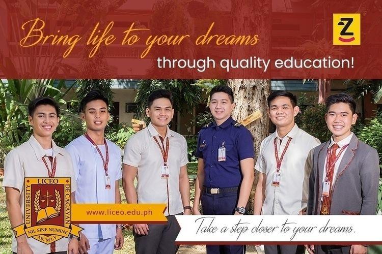 Liceo de Cagayan University, pr - liceouniversity | ello