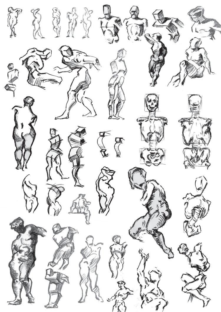 sketch Bridgman - joelboeversen | ello