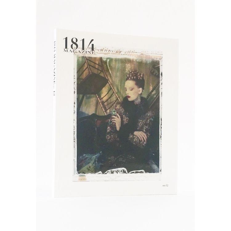 1814 MAGAZINE pleased announce  - 1814magazine   ello