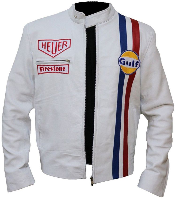 TAG HEUER Leather Jacket GRANDP - jessica_jones000 | ello