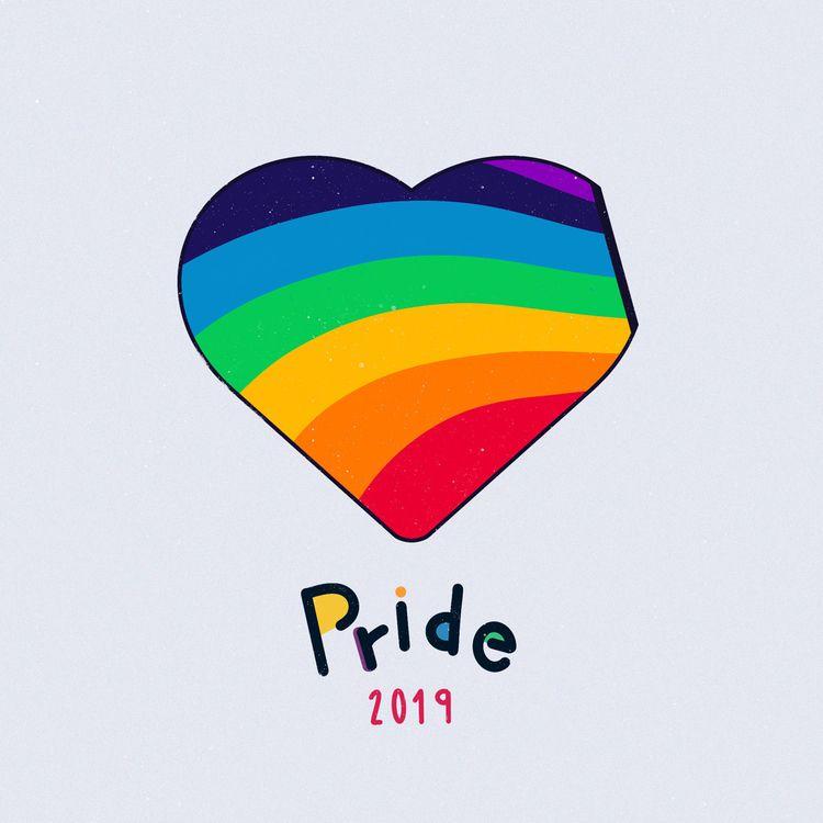 Happy Pride Month - lgbtqartist - williamrissi   ello