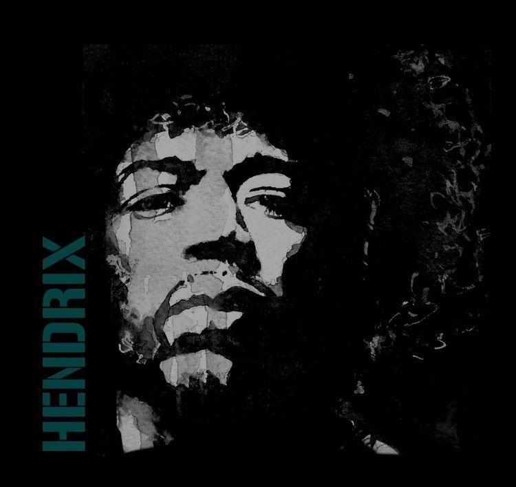 Hendrix ... Shirts - Poster Art - paulloveringarts | ello