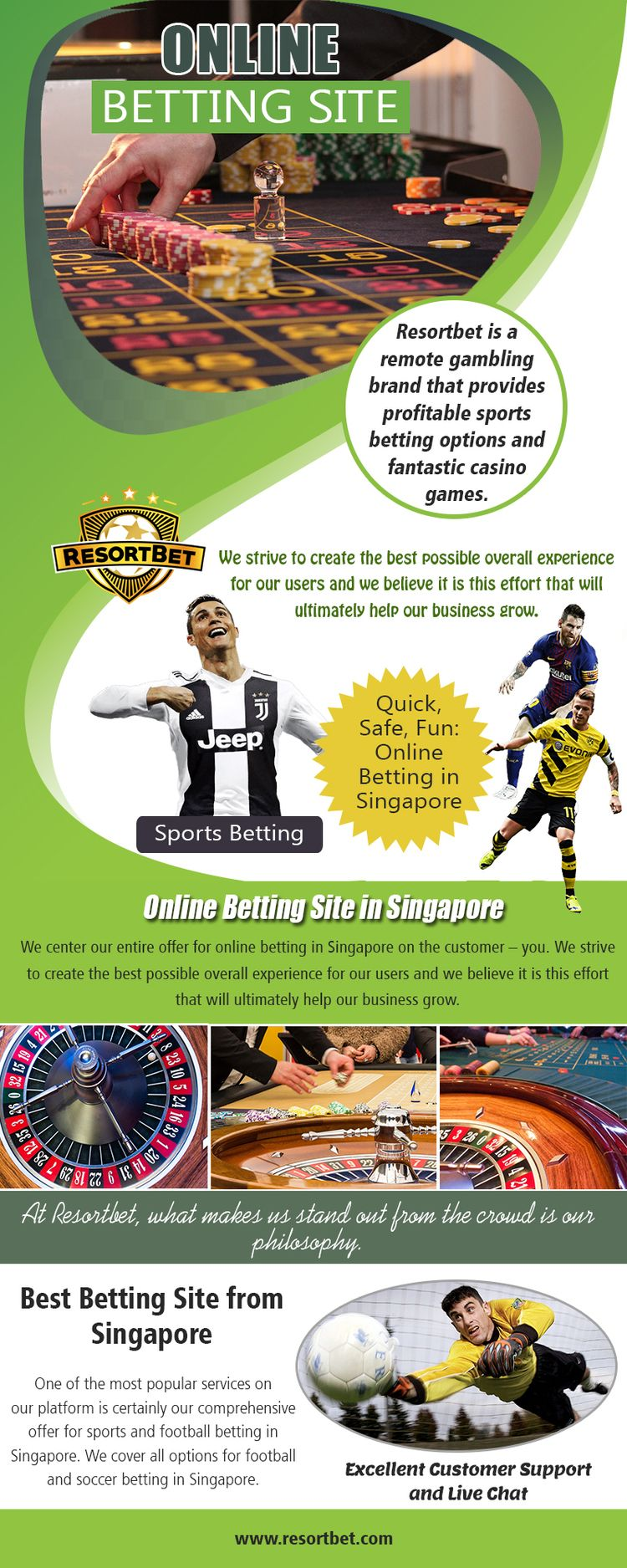 Online Betting | Call - 65 8651 - resortbet | ello