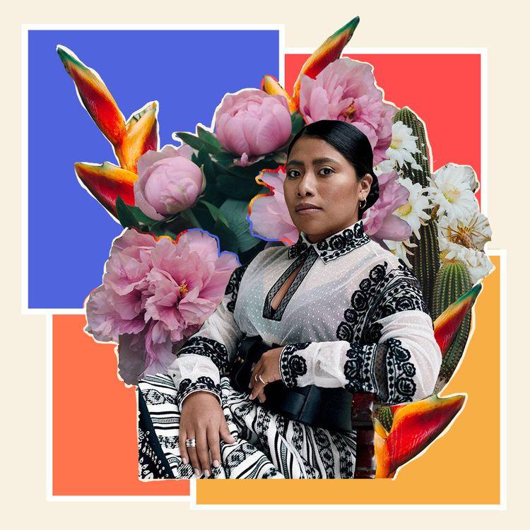 Yalitza Aparicio Digital Collag - mariacoutinho | ello