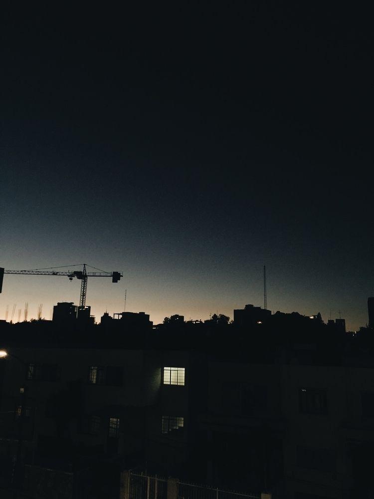 Extensos - city, night, sky - gabrielarce | ello
