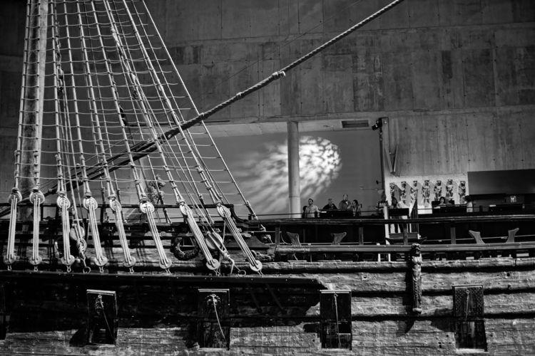 Sailors - photography, vasa, museum - marcushammerschmitt | ello
