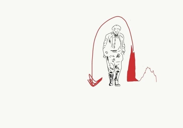 hemingway - dibujosfantasmas | ello