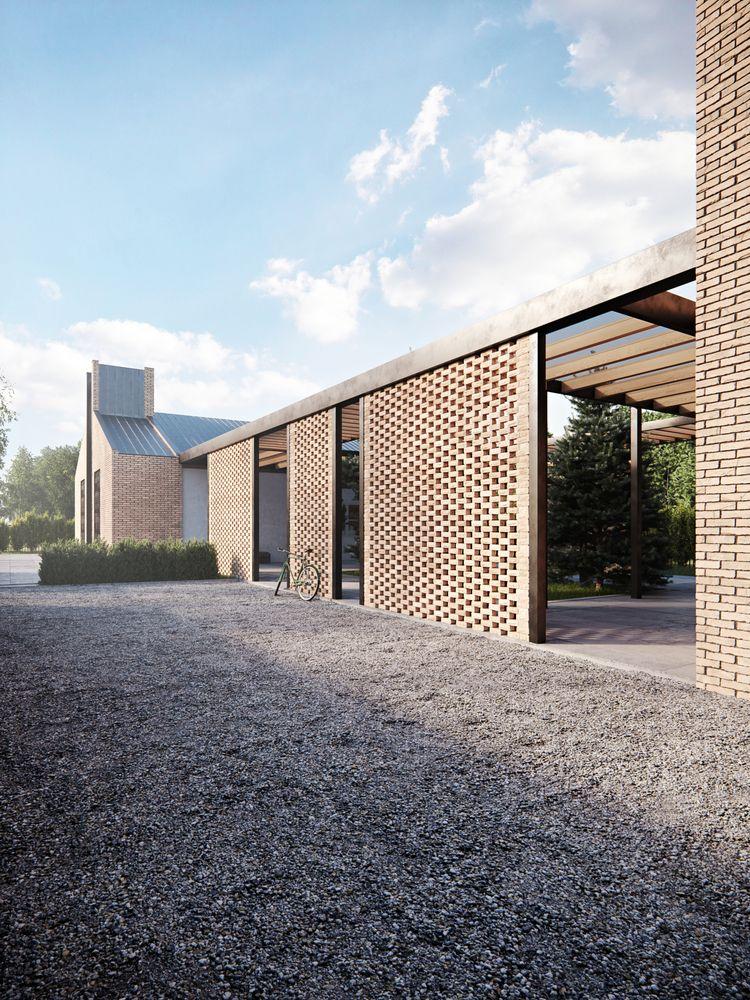 Catholic Church. AV-Architects  - yavk | ello