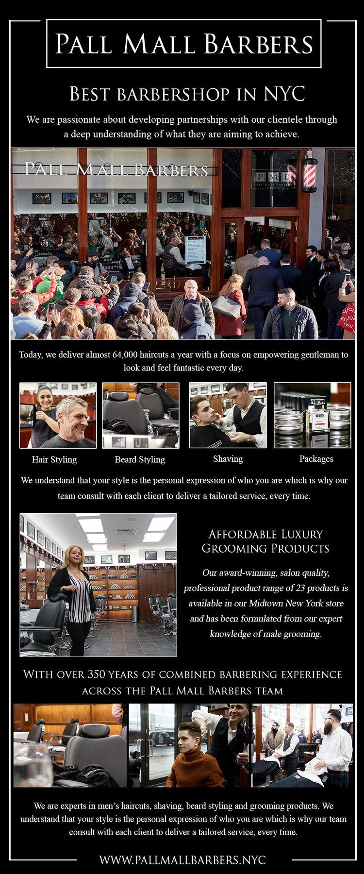 Barbershop NYC Barbershops work - barbershopmidtown | ello