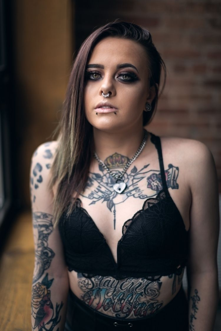 inkedmag, inkedbabes, tattoos - givewitness | ello