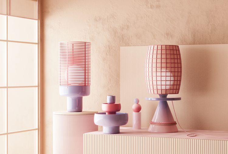 JPN objects - 3d, artdirection, productdesign - gonzzzalo | ello