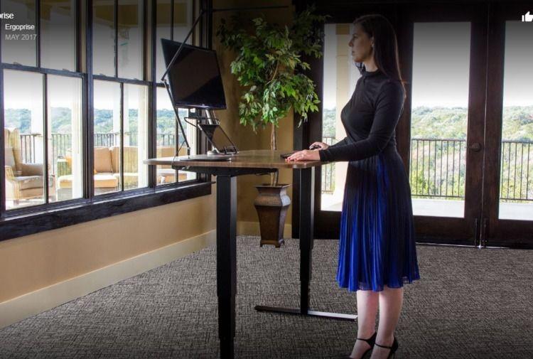 Positive Impact Standing Desk S - ergoprise | ello