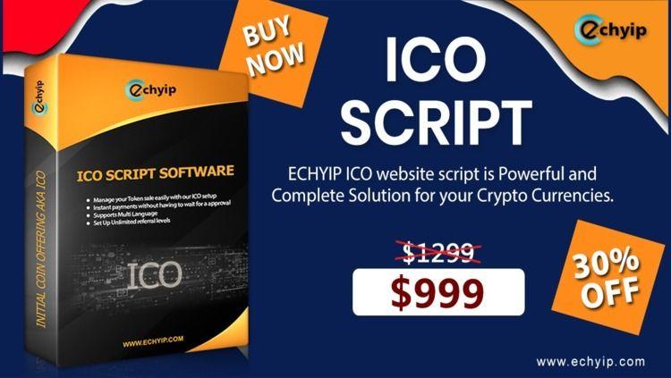 Buy Secure ICO Script 30% Disco - gracysharma   ello