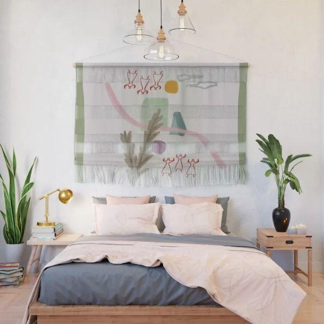 """Park"" - Wall Hanging - illustration - the_l1n | ello"