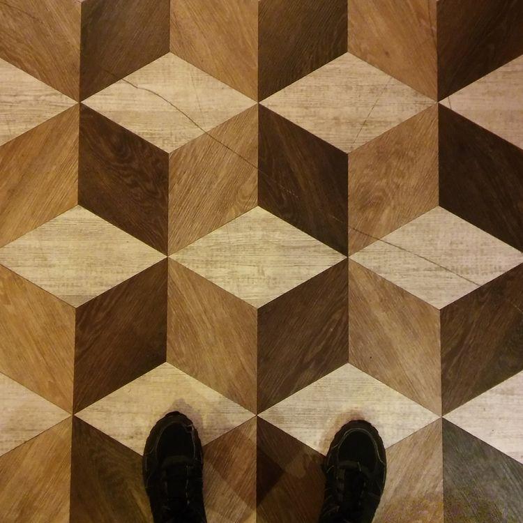 Isometric flooring - tiago_hands   ello
