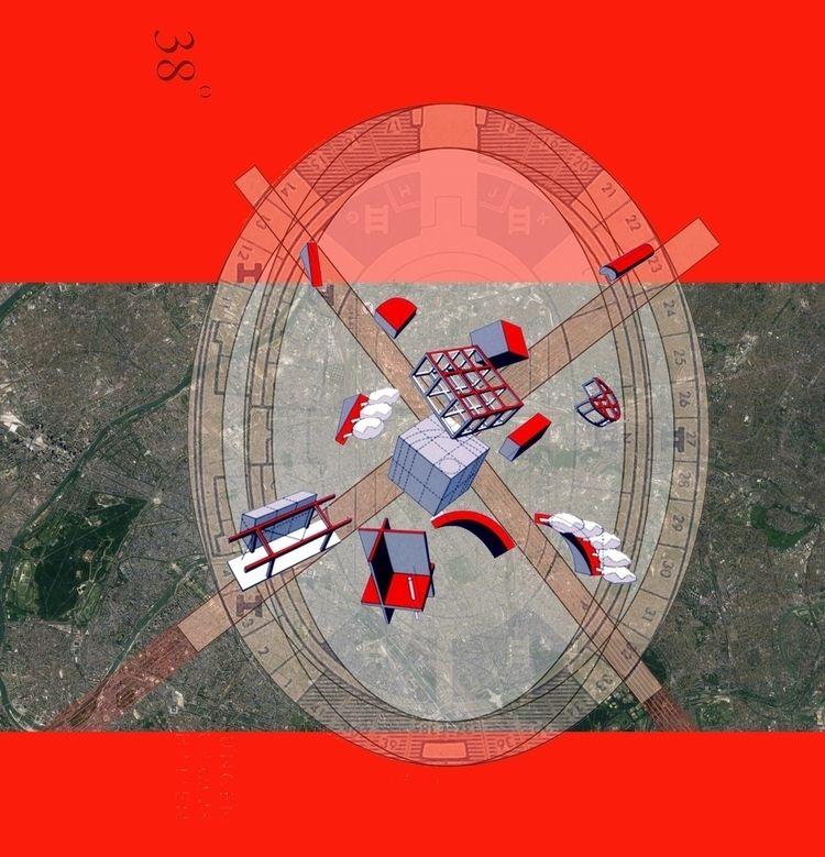 Stade de France - exploding arc - charles_3_1416 | ello