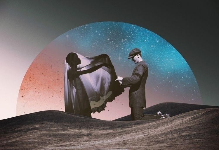 Celestial Veil, 2019 - julienp | ello