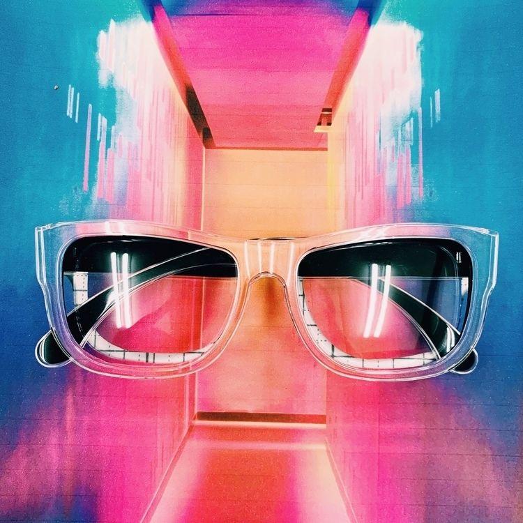 eyewear, design, glasses, sunglasses - flatbitstudio | ello