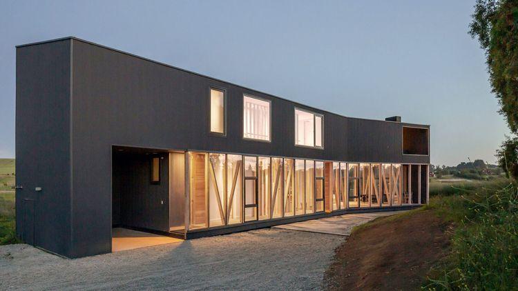 Chilean architect Ignacio Corre - elloarchitecture | ello