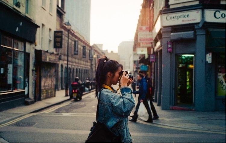 Shaoqi Hu East London, UK Shot  - weseewaves | ello