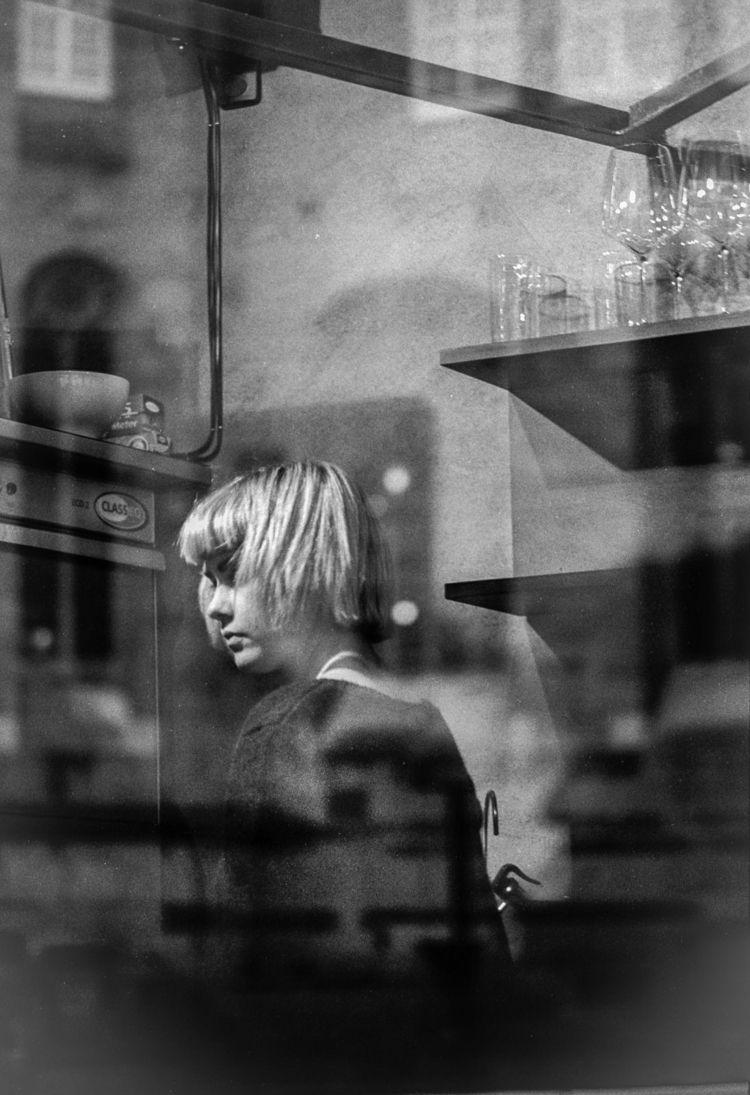 Stuttgart - portrait, bw, stuttgart - jensfrankephotography | ello