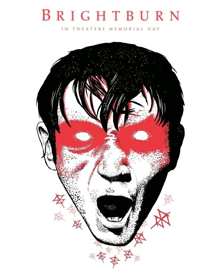 Alternative Movie Poster- Brigh - thecommas   ello