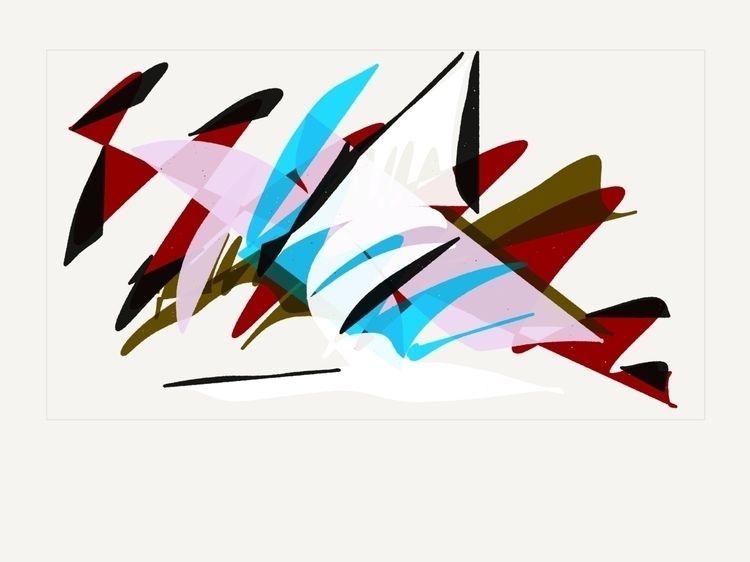 .80. //Hard Landing// learn - ello - abstractmemento | ello