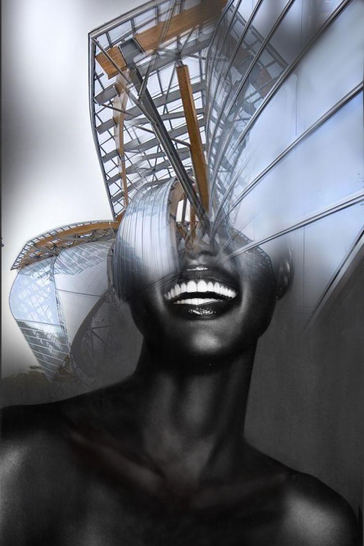 Chapeau Futuristic: ( Futuristi - 1kuki   ello