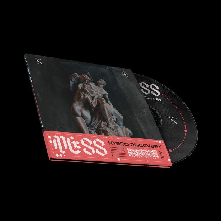 NESS - HYBRID DISCOVERY ALBUM A - kyleadamsss | ello
