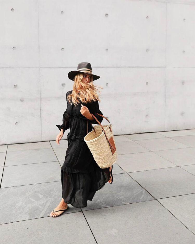 20 Breezy Black Dresses Obsesse - thecoolhour | ello