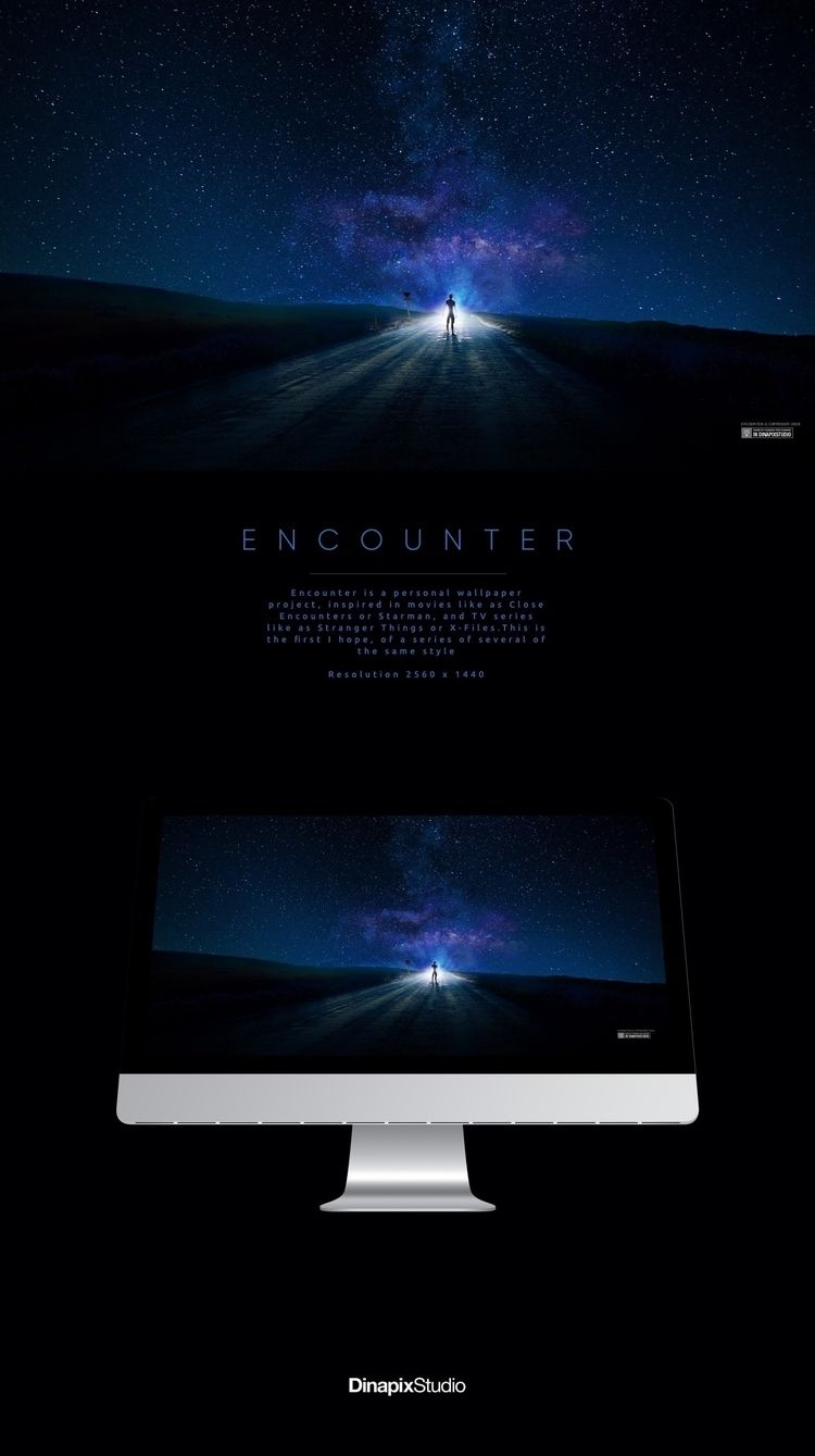 Encounter personal wallpaper pr - dinapixstudio | ello