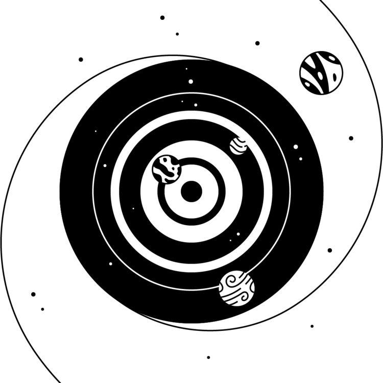 vector, illustration, blackandwhite - cyme | ello