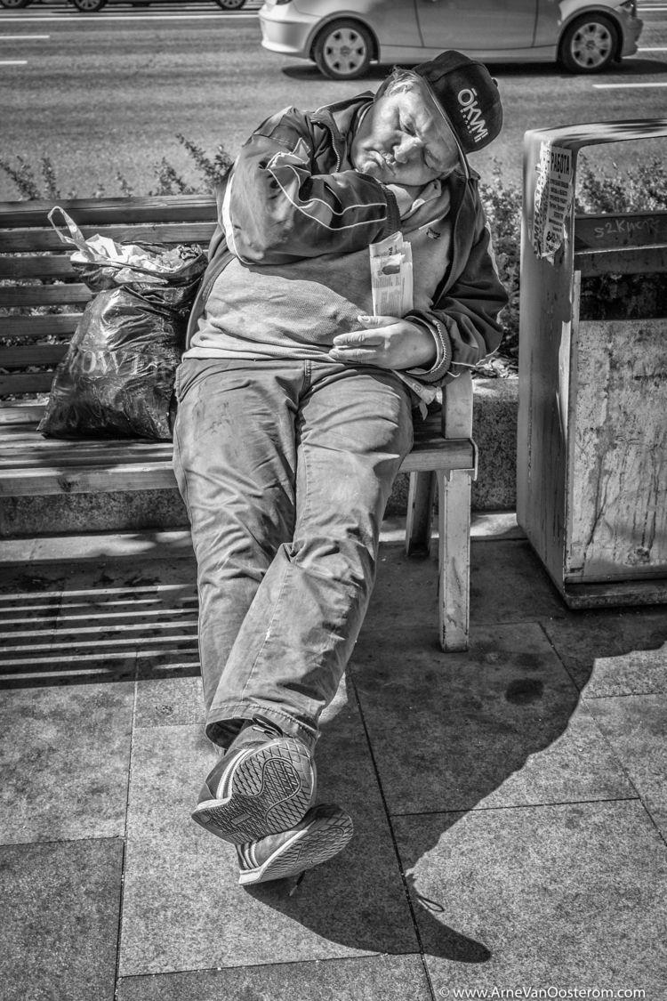Moscow, Blackandwhitephotography - arnevanoosterom | ello