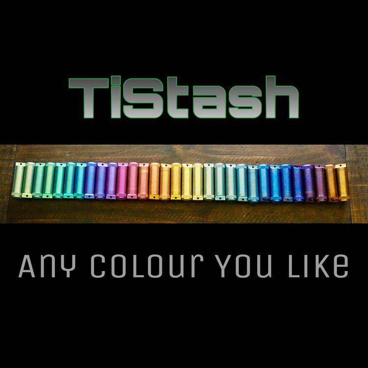 Build TiStash, holds ≈ 2 grams  - 420edc | ello