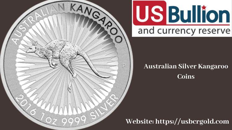Buy Australian Silver Kangaroo  - usbcrgold21 | ello