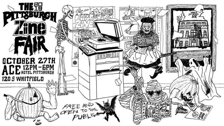 Attention Pittsburgh comics zin - copaceticcomics | ello