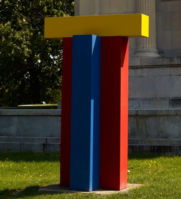Lyman Emmet Kipp - Abstract Scu - expositionartblog | ello