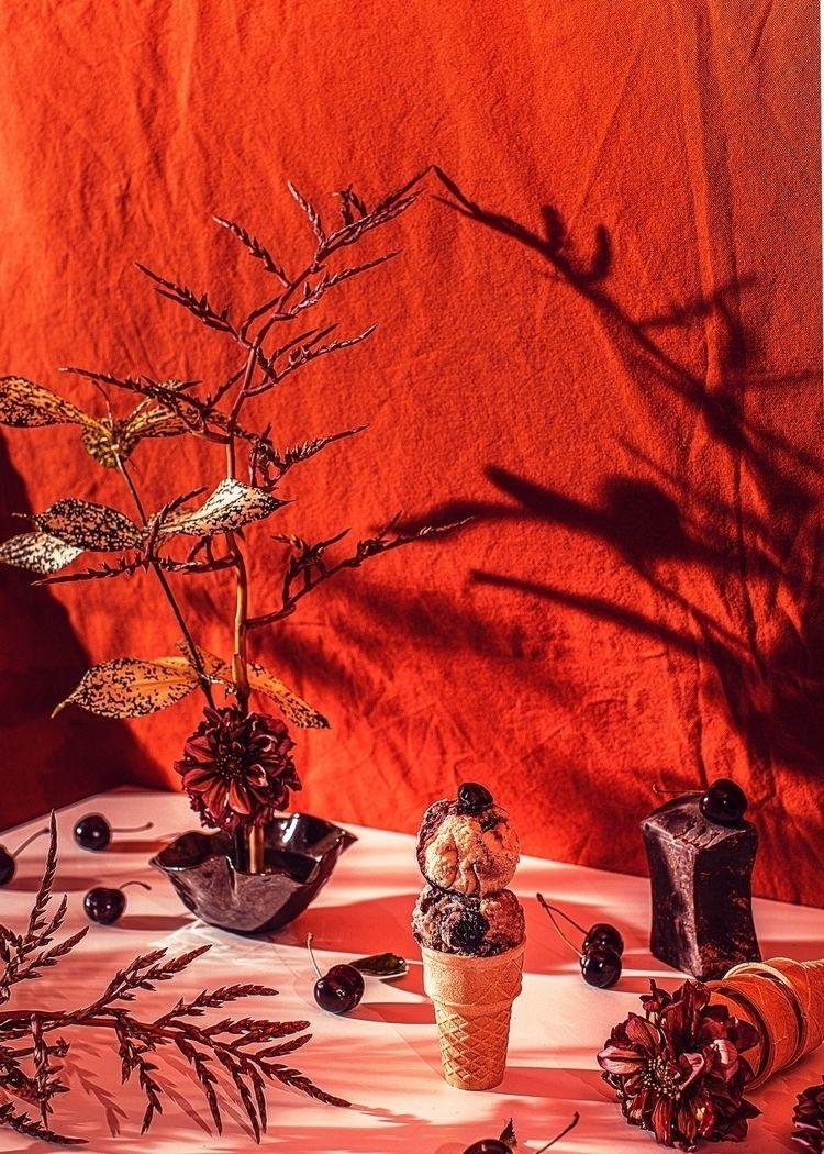 Black Forest Stracciatella Reci - isshamarie | ello