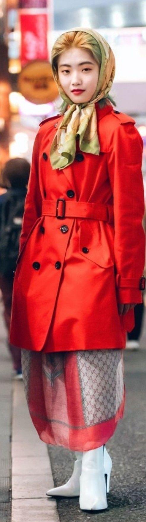 Tokyo Fashion Week 2019. Photog - sweetlightheart | ello