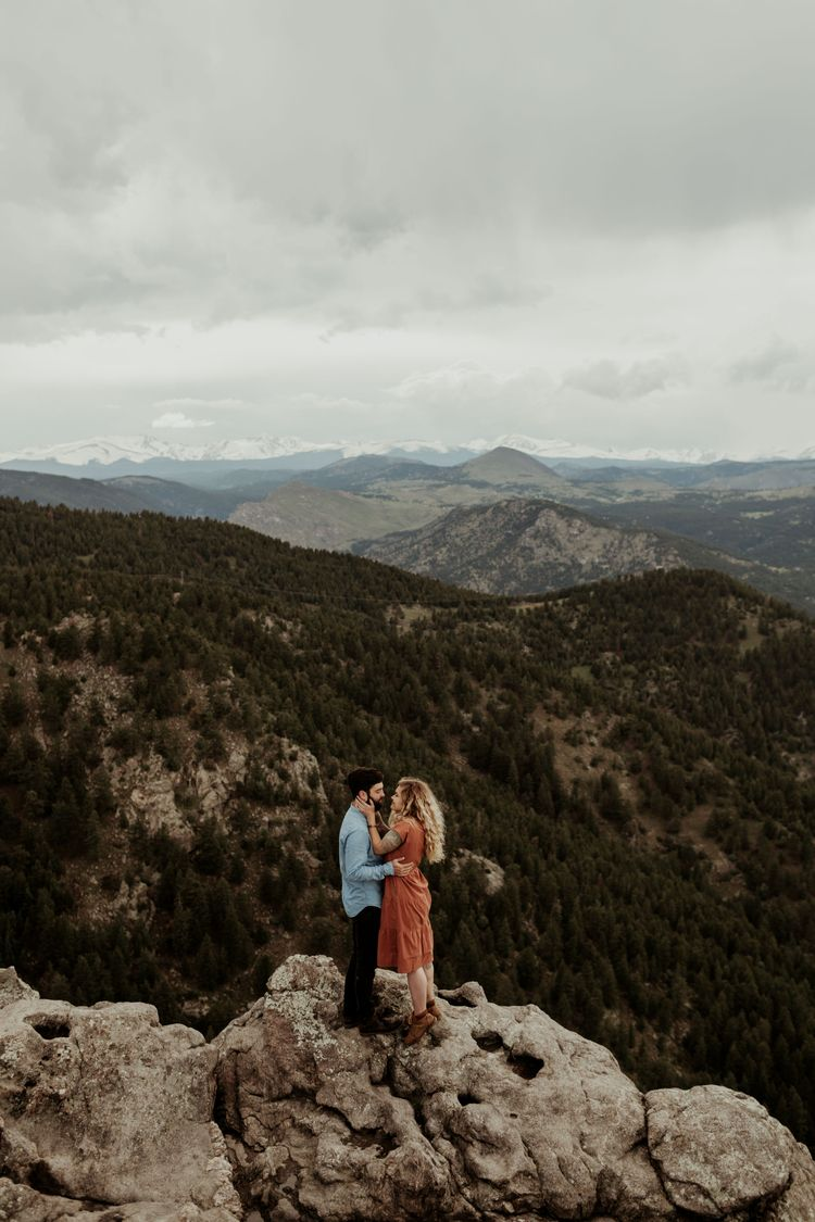 Anna + Patrick Boulder, CO IG:  - kate_rose | ello