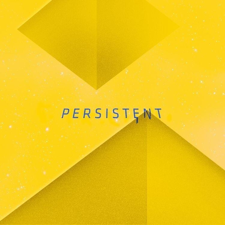 persistent - abstract, digital, graphicdesign - jotacortereal | ello