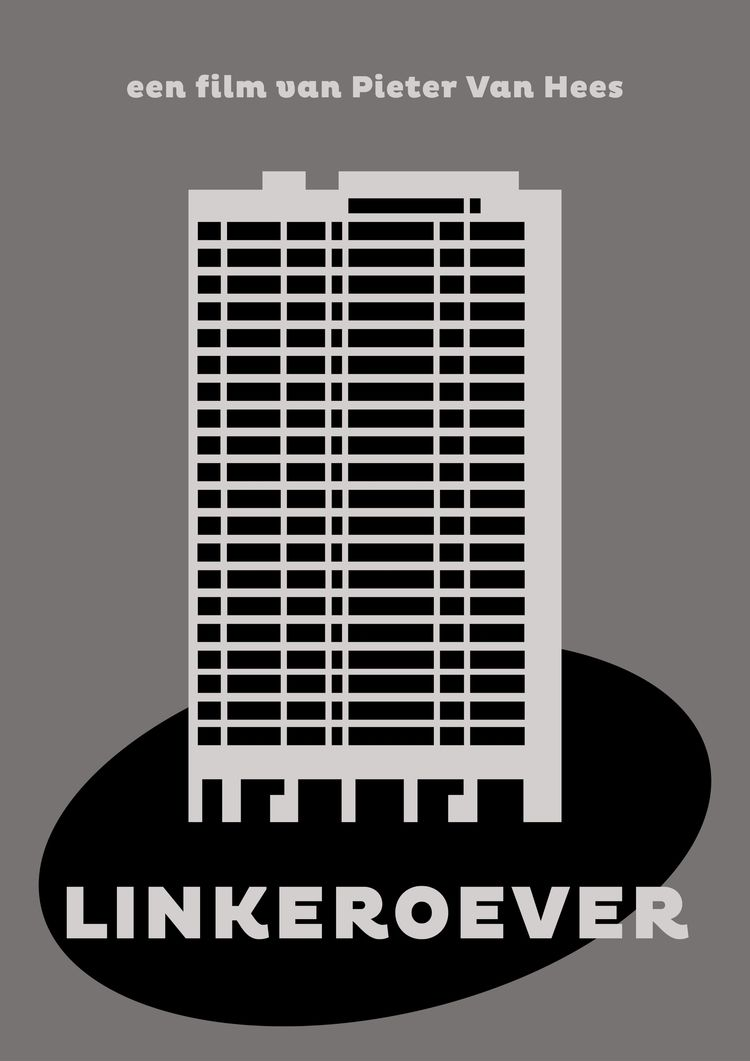 Film poster Linkeroever (2008 - sarahschrauwen | ello